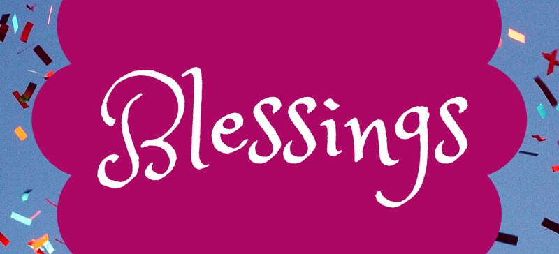 Blessings Rain Down